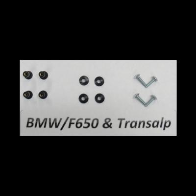 BMW F650S Mounting Kit