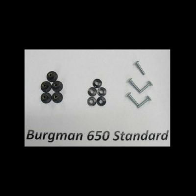 Burgman 650 Mounting Kit
