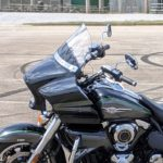 Kawasaki Voyager 1700 Vaquero Windshield | Windscreen photo review