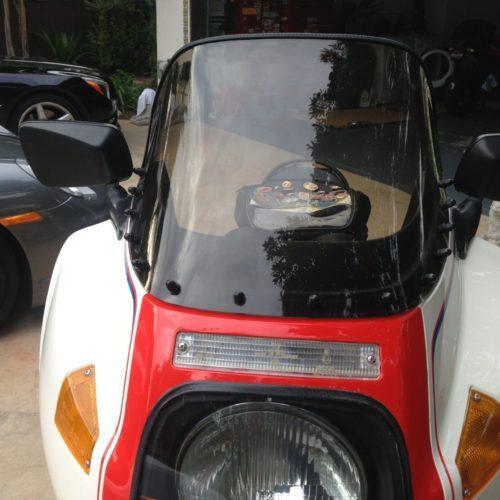 BMW R100RS Windshield