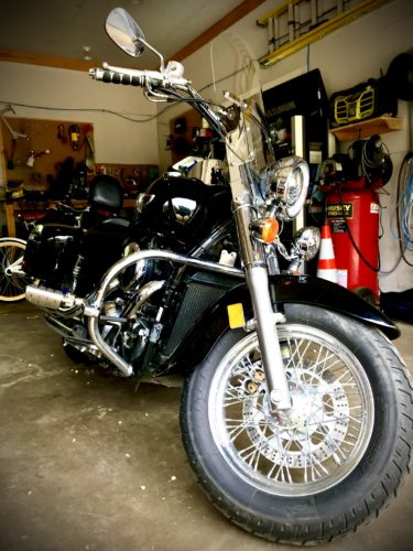 Vulcan 1500 Classic (Fuel Injected) Windshield photo review