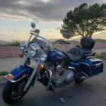 Harley Davidson | Heritage/Fat Boy Windshield 1977-1993 | Fits HD Non Detachable