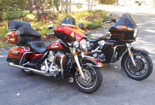 Harley Davidson | FXRT / FXRD Sportglide | 1986 - Newer photo review