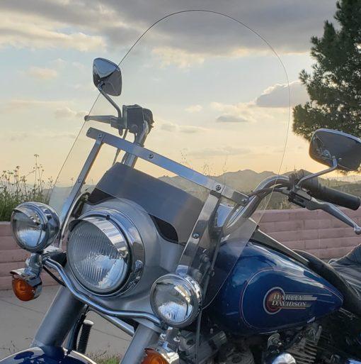 Harley Davidson FLHS Softail Windshield