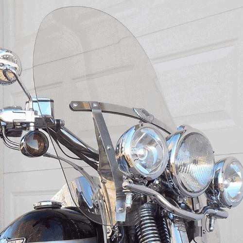 Harley-quick-detach-windshield