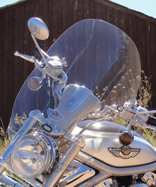 Harley Davidson Vrod Super Sport Windshield Large 3