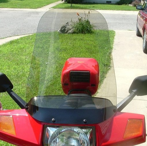 Honda CH80 Windshield