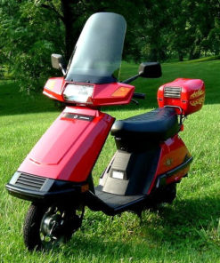 Honda CH80 Windshield Clear