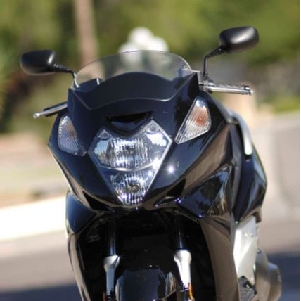 Honda Silverwing Windshield Sport