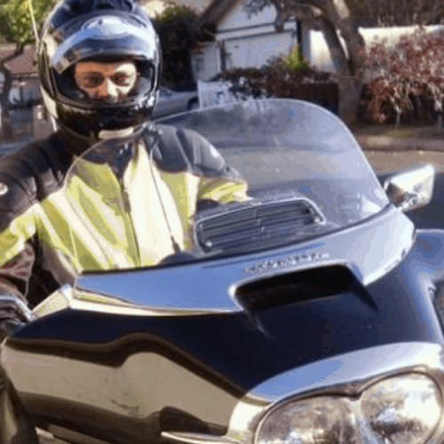 Honda Valkyrie Interstate Shields Clearview Shields