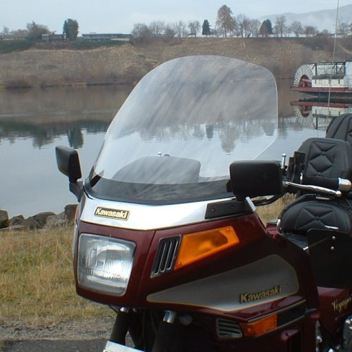 Kawasaki Voyager 1200 Windshield 2