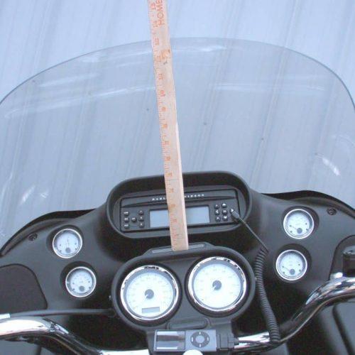 Harley Davidson | Road Glide Windshield | 2004 to 2013