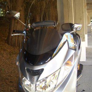 Suzuki Burgman 400 Windshields