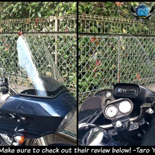 Harley Davidson | Road Glide Replacement Windshield 1998-2003