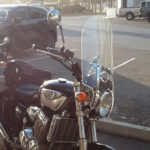 Triumph America Windshield | Summer Quick Release Windscreen | Roadster 2011- Present
