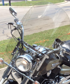 Yamaha Vstar windshield 1100
