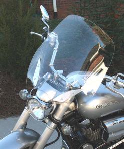 Yamaha Warrior Windhshield