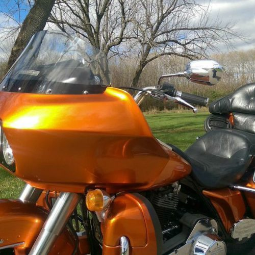 Harley Davidson | FLTC 1984-1997 | Replacement Windshield