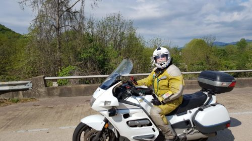 Honda ST1100 Replacement Windshield photo review