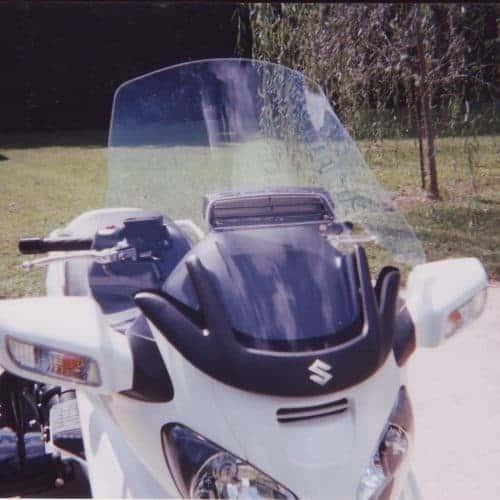 Suzuki Burgman 650 - 2012