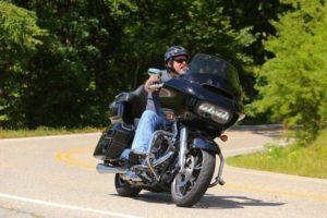 Craig K Road Glide Windshield 1