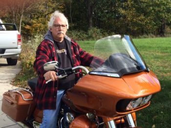2015 Harley Davidson Road Glide review by Bruce