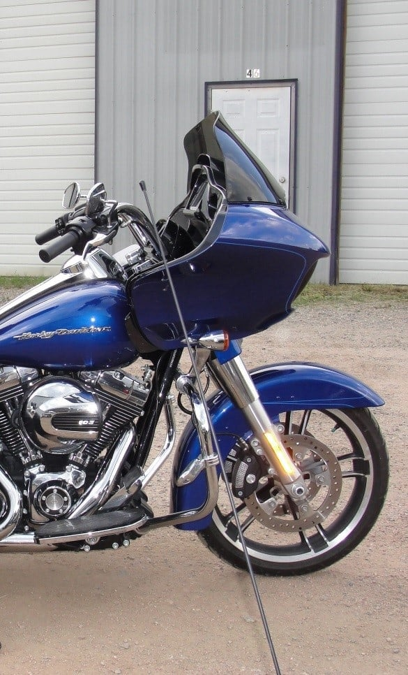 Clearview Shields 2015 Road Glide