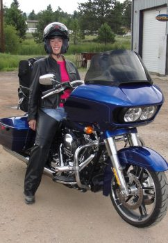 2015 Road Glide Review Mary