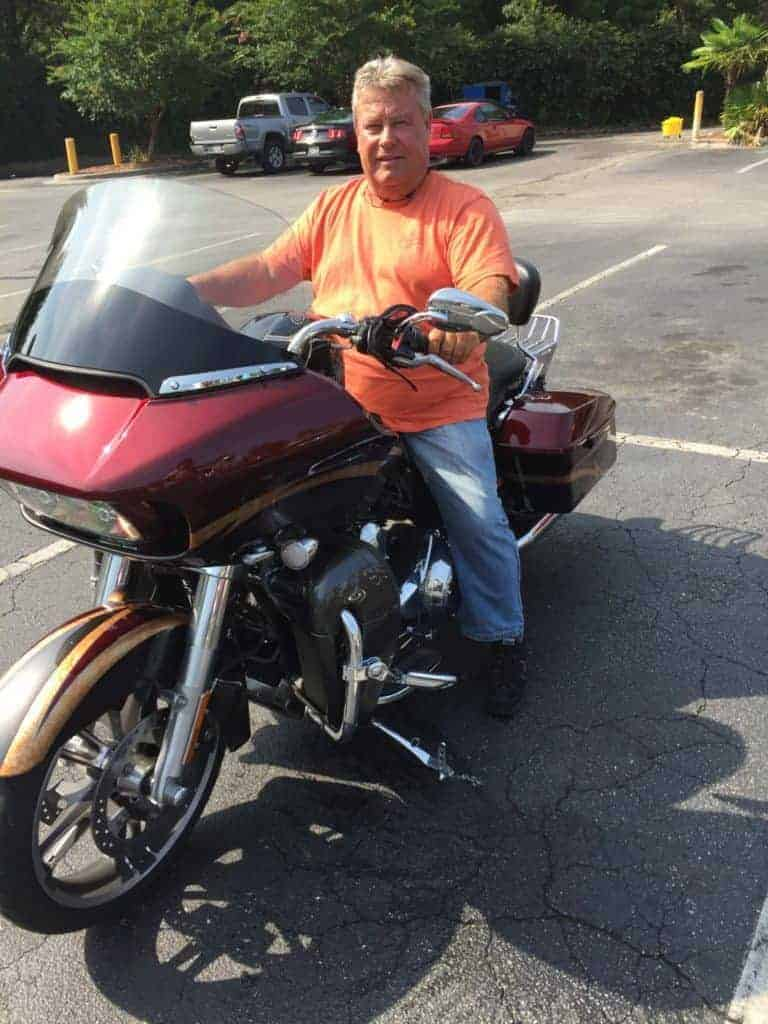 Glenn - 2015 Road Glide Windshield Review