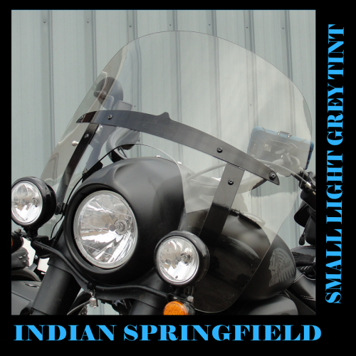 Indian Springfield Replacement Windshield