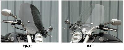 Harley Davidson VRod Height Measurement