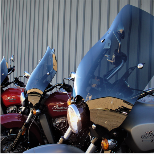 Indian Scout Quick Release Windshield 2015-Present