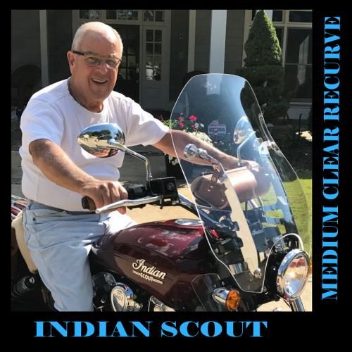 Indian Medium Clear Recurve