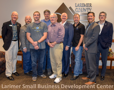 Clearview Shields Works Locally With Larimer SBDC