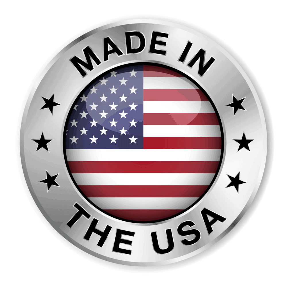 Clearview Shields are made in the USA