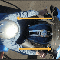 Dialing in a Clearview - consider your handlebars