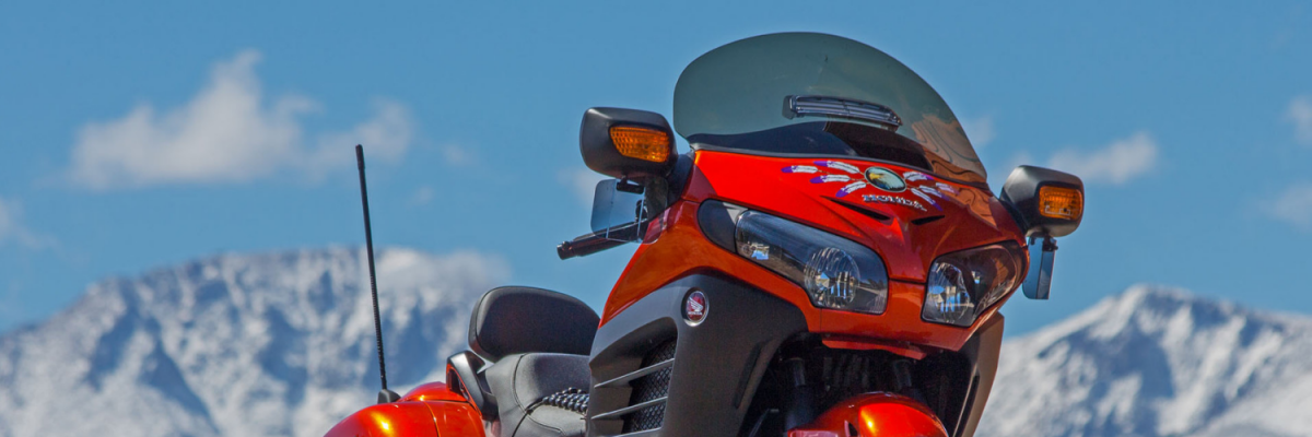 Honda Motorcycle Windshields by Clearview Shields