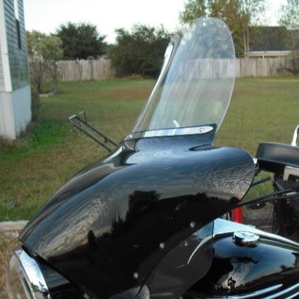 memphis shades batwing windshield