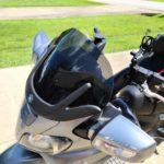 Suzuki Burgman 650 Standard Windshield | Through Model Year 2012
