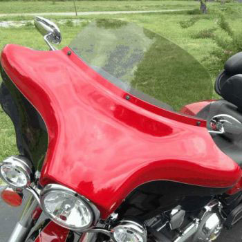 Harley-Davidson-Road-street-tri-limited-Glide-replacement-windscreen