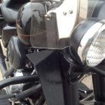 Road King | Harley Davidson Replacement Windshield (5 Holes Across Horizontal Bracket)