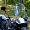 BMW F650S Windshield