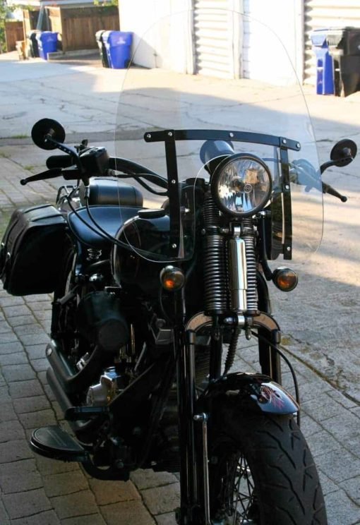 Harley Davidson | Cross Bones FLSTSB | Replacement Windshield