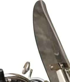 Harley Davidson Heritage Springer Replacement Windshield fits HD Detachable King Size Brackets