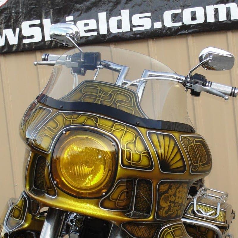 Harley Davidson FXRT Windshield