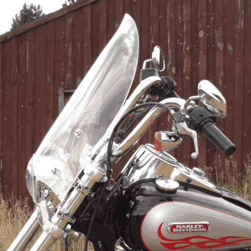 Harley Davidson | Quick Release Super Sport 2006-Newer Dyna Model Windshields