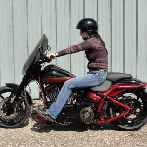 Harley Davidson | CVO Softail Pro Street Breakout Windshield