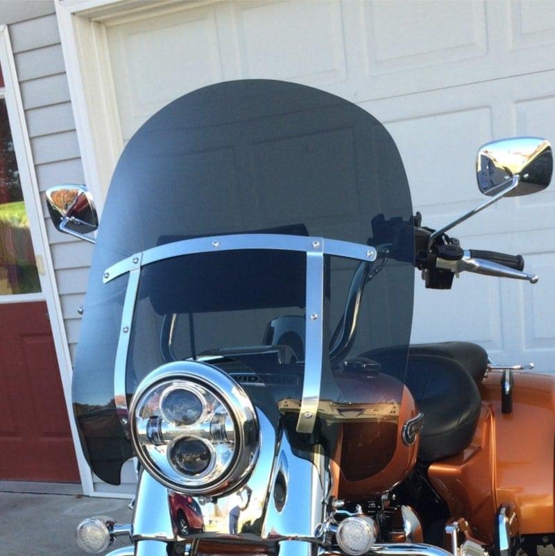 Harley Davidson Freewheeler Windshield (1)