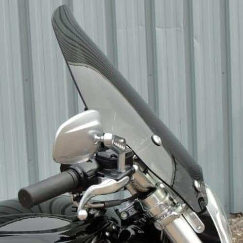 Harley Davidson | V-ROD Muscle Quick Release Compact Mid Sport Windshield