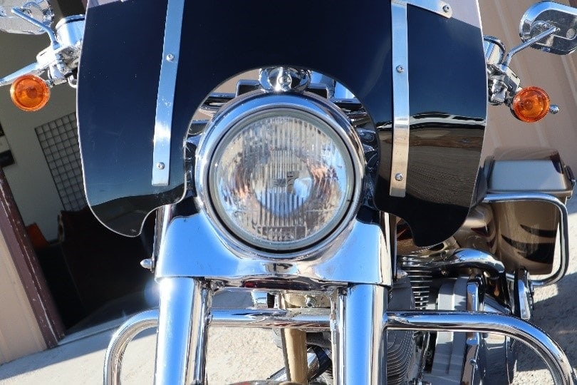 Harley Road King Windshield GT